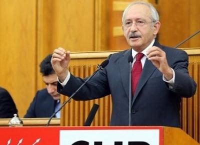 CHP Kemal Kılıçdaroğlu'nun Ailesinin Araştırılması İçin Önerge Verdi