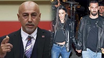 "CHP'li Milletvekilinden Arda Turan'a Sert Sözler! ""Şöhret Budalası Terbiyesiz…"""
