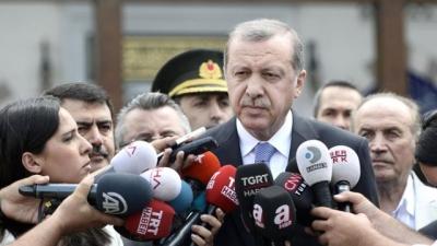 """Cumhurbaşkanı Erdoğan'dan Gezicilere AKM Mesajı! """"Çatlayın Patlayın Yıktık"""""""