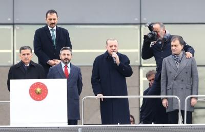 """Cumhurbaşkanı Erdoğan Trump'a Sert Sözlerle Yüklendi! """"Güçlüyüm, Haklıyım Diyorsa Yanılıyor"""""""