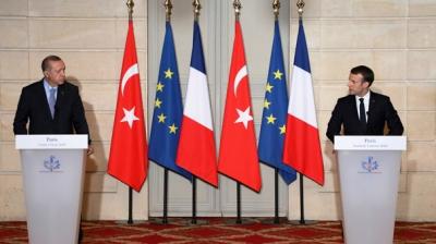 """Cumhurbaşkanı Erdoğan'dan Fransız Gazeteciye Tokat Gibi Cevap! """"FETÖ Ağzıyla Konuşuyorsun"""""""