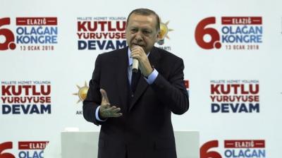 """Cumhurbaşkanı Erdoğan'dan Çok Sert Mesajlar! """"Orayı Başlarına Yıkacağız"""