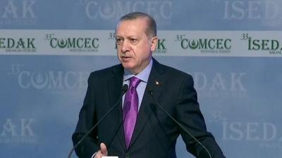 """Cumhurbaşkanı Erdoğan """"İslam Toplumunu Etnik Kavgalarla Bölmeye Çalışıyorlar"""""""