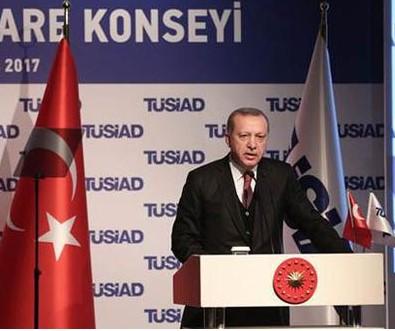"""Cumhurbaşkanı Erdoğan """"Ben Bu Milletin İzzetini Şerefini Ayaklar Altına Aldırtmam"""""""