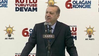 """Cumhurbaşkanı Erdoğan """"FETÖ'nün Kurduğu Mahkemeler Ülkemi Mahkum Edemez"""""""