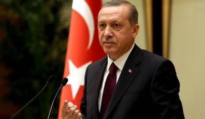 """Cumhurbaşkanı Erdoğan """"Beşiktaş Kulübünün Mü Saha? Bizim Verdiğimiz Paralarla Yaptılar"""""""