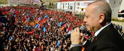 """Cumhurbaşkanı Erdoğan'dan Afrin Açıklaması! """"Müjdeyi Her An Verebiliriz"""""""