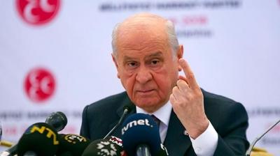 """Devlet Bahçeli Resmen Duyurdu! """"2019'da Cumhurbaşkanı Adayı Çıkarmayacağız, Erdoğan'ı Destekleyeceğiz"""""""
