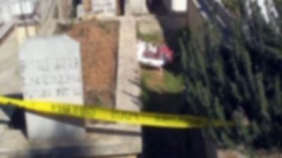 Diyarbakır'da Mezarlığın İçerisinde Kanlı Poşet Bulundu! İçerisinden Çıkan Vahşet Kan Dondurdu