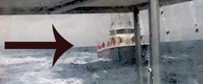 Ege Denizi'nde Sıcak Dakikalar! Yunan Sahil Güvenliği Balıkçı Teknelerini Taciz Etti! Türk Sahil Güvenliğinin İse Müdahalesi Gecikmedi