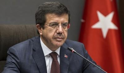 """Ekonomi Bakanı Zeybekçi'yi Kızdıran """"Zarrab"""" Sorusu! """"Canı Cehenneme"""""""