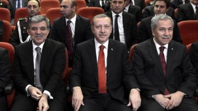"""Erdoğan'dan Abdullah Gül Ve Bülent Arınç'a Sert Sözler! """"Nasıl Oluyor Da Bay Kemalin Kayığına Biniyorsunuz"""""""