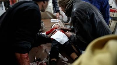 Esad Rejimi Doğu Guta'da Katliam Yaptı: 71 Ölü, 325 Yaralı