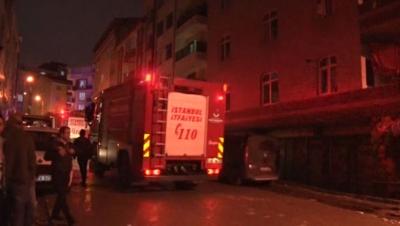 Esenyurt'ta Sobadan Kaynaklı Patlama Oldu! 4'ü Çocuk, 6 Yaralı