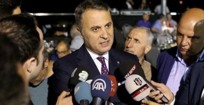 """Fikret Orman'dan Sert Açıklamalar! """"Beşiktaş'ı Aşağıya Çekmeye Çalışıyorlar"""""""