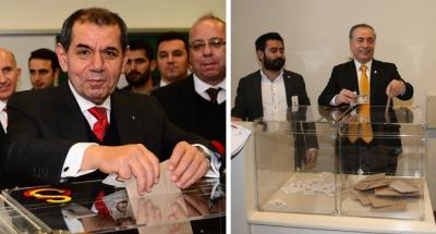 Galatasaray'da Başkanlık Seçimi Tamamlandı! Yeni Başkan Mustafa Cengiz Oldu