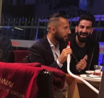 Galatasaraylı Yasin Öztekin Fena Yakalandı! Taraftarlar Çileden Çıktı
