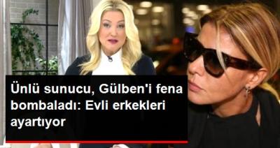 """Gülben Ergen'e Bir Şok da Ünlü Sunucu Zahide Yetiş'ten: """"Evli Erkekleri Ayartıyor"""""""