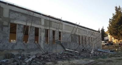 Hatay'da Kahreden Olay! İnşaat İşçileri Yıkılan Duvarın Altında Kaldı! 1 Ölü, 2 Yaralı