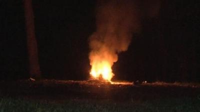 İstanbul'da Kork Dolu Saatler! Ormanda Yangın Çıkaran Madde Bağımlıları Alevlerin İçinde Kaldı