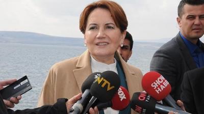 İYİ Parti CHP'yle İttifak Yapacak İddialarına Meral Akşener'den Cevap Gecikmedi