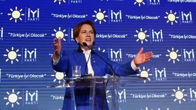 """İYİ Parti Ortak Aday İddialarına Cevap Vererek Beklenen Açıklamayı Yaptı: """"Cumhurbaşkanı Adayımız...!'"""