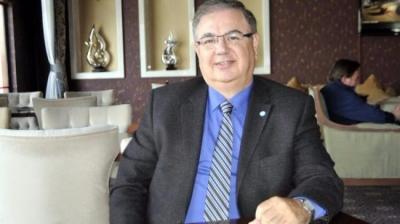 """İYİ Partili Başkandan Bahçeli'ye Şok Tweet! """"Allah Bize Tez Zamanda Helvanı Yemeyi Nasip Etsin"""""""