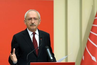 Kılıçdaroğlu Görevden Uzaklaştırılan Belediye Başkanıyla Açıklama Yaptı!