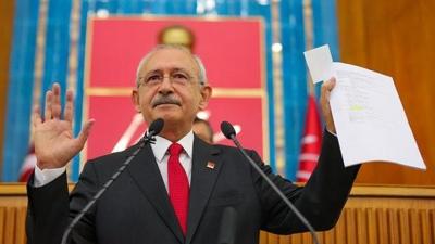 Kılıçdaroğlu İddia Ettiği Belgeleri Açıkladı! Yine Cumhurbaşkanı Erdoğan'ı Hedef Aldı