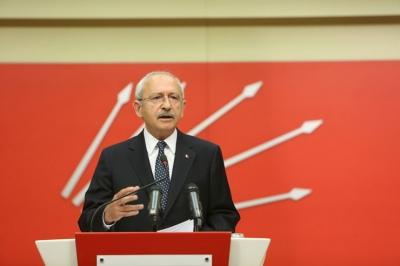 """Kılıçdaroğlu'ndan NATO'ya: """"Kimse Türkiye'nin Yöneticilerine Ve Tarihine Hakaret Edemez"""""""