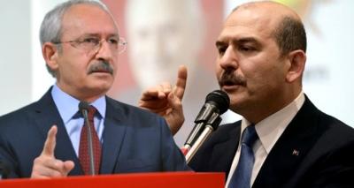 """Kılıçdaroğlu'ndan Şaşkına Çeviren Süleyman Soylu Açıklaması! """"Bizim Partimize Gelmek İstiyor"""""""