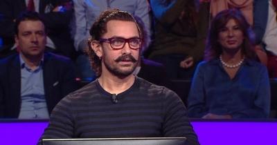 Kim Milyoner Olmak İster'de Sürpriz Konuk! Hint Filmlerinin Yıldızı Aamir Khan Geliyor!