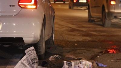 Konya'da Otomobil Bisiklete Çarptı! 1 Ölü