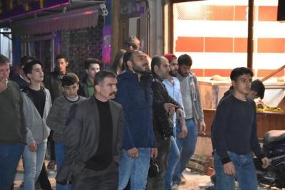 Konya'da Tehlikeli Gerginlik! 200 Kişi Suriyelilerin Ev Ve İş Yerlerine Saldırdı