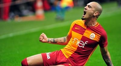 Maicon'dan Galatasaray Taraftarlarını Coşturan Açıklamalar