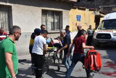 Manisa'da Korkunç Olay! Tartıştığı Çifte Sokak Ortasında Kurşun Yağdırdı