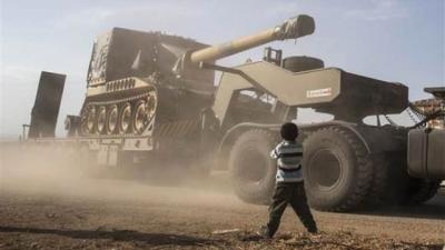 Mehmetçik Suriye'de İlerliyor! YPG ile Mesafe 3 Kilometreye Kadar Düştü