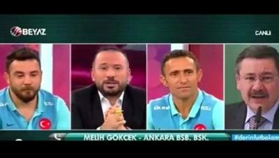 Melih Gökçek Açıkladı: Ampute Milli Takımı'nın Her Futbolcusuna 200 Bin TL Prim Verilecek