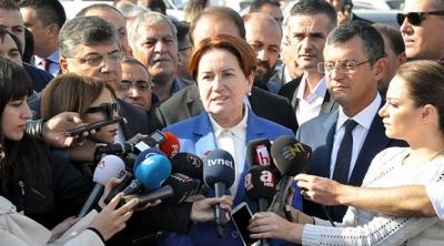 """Meral Akşener'den CHP'li Aytun Çıray Açıklaması! """"Bizimle Yürümek İsteyenlere Kapımız Açık"""""""