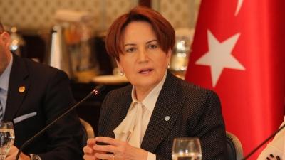 """Meral Akşener'den Flaş İddia! """"AK Parti, HDP İle İttifak Yapabilir"""""""
