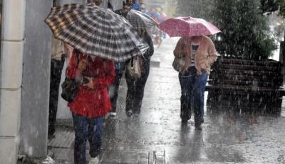 Meteoroloji'den Flaş Uyarılar! Sağanak Yağış ve Fırtına Geliyor