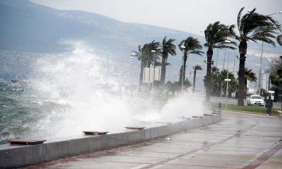 Meteoroloji'den Korkutan Uyarı! Kuvvetli Fırtına Geliyor