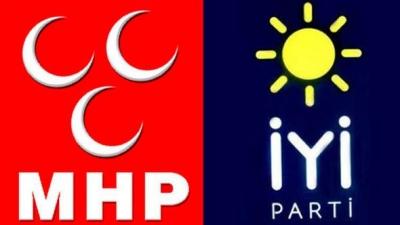MHP Ve İYİ Parti Birbirine Girdi! Açıklamalar Arka Arkaya Geldi