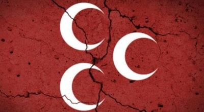 MHP'de İYİ Parti Depremi! 150 Kişi İstifa Etti