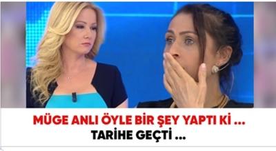 Müge Anlı 15 Aralık 2017 Son Bölümde Türk Televizyon Tarihine Geçecek Başarı!