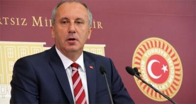 """Muharrem İnce'den Kılıçdaroğlu'na Şok Çıkış! """"Delegelere Baskı Yapıyorlar"""""""