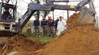 Ordu'da Yasak Aşk Vahşeti! 1 Günlük Bebeği Öldürüp Fındık Bahçesine Gömmüşler