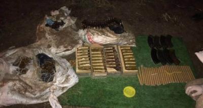 PKK'ya Ağır Darbe! Doçka Mermisinden Bomba Malzemesine Kadar Çok Sayıda Mühimmat Ele Geçirildi
