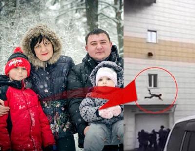 Rusya'daki AVM Yangınında Bilanço Giderek Artıyor: 64 Kişi Öldü, Pencereden Atlayan Çocuk Komada