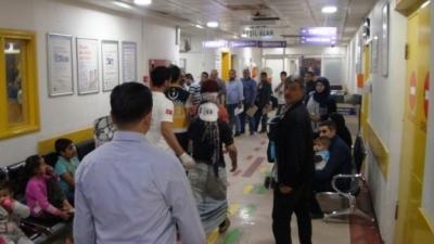Şanlıurfa'da İşçileri Taşıyan Minibüs Devrildi! 10 Kişi Yaralandı